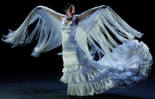 Mercedes Ruiz - Baile de Palabra