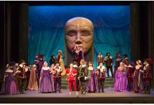 Un Ballo in Maschera - Opera 2001