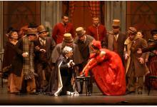 Ópera La Boheme - Opera 2001 (producción 2012)